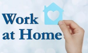 How to Work at Home Successfully