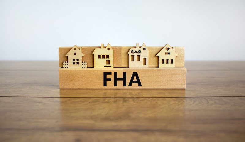 Is it possible to get an FHA loan approval with collections still on your credit report?