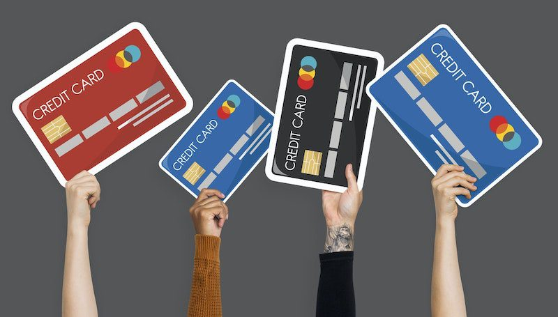 Settling credit card debt with Client Services.