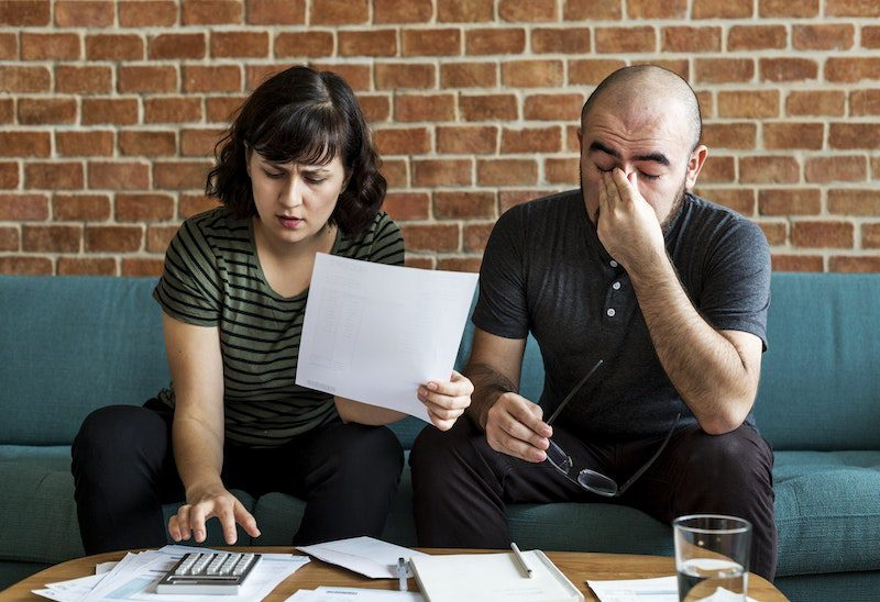 Stressing about debt? You're not alone. Most people feel overwhelmed by debt, but the fear can be abated with one phone call.